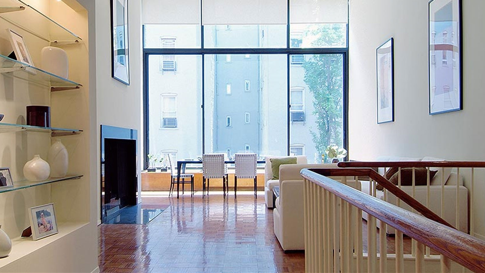 Upper East Side Contemporary Triplex Townhouse Private